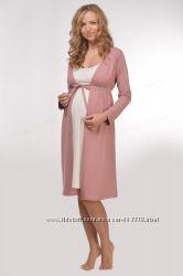 Халат Mellow Rose для беременных. Скидка 15