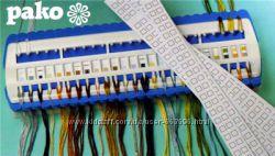 Оранайзеры для вышивки Pako под заказ фотоотчет вживую
