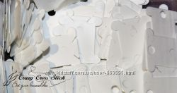 Шпули бобины пластиковые для мулине