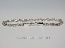 Браслет Серебро 925, 21 см, 11 грамм, новый