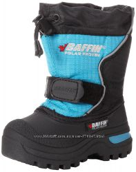 Baffin Mustang Snow Boot  размер 9М US 15. 5 см