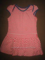 платье  Mothercare на 12-18 мес.