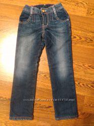 Утепленные джинсы, Глория Джинс, рост 122
