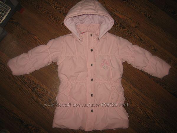 Демисезонное пальто Chicco рост 98