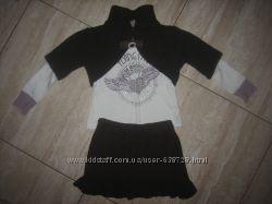 реглан, болеро, юбка на 1, 5-3 года