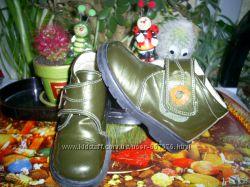 Ботиночки лаковые START-RITE Англия  по стельке 15 см.