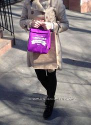 Ланчбег Lunch Bag размер M ягодный