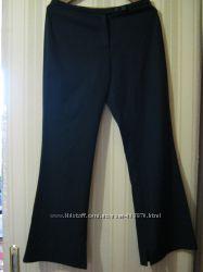 брюки черные классические