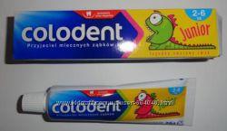 Детская зубная паста  для деток
