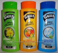Шампунь для волос Gallus 500мл.