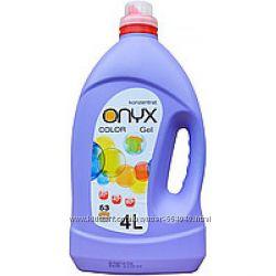 Гель для стирки цветных тканей Onyx Color Gel