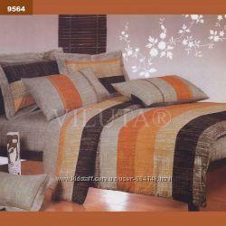 Комплект постельного белья ранфорс  ТМ Вилюта