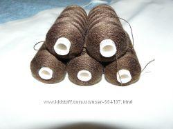 швейные нитки Madеra для машинной вышивки, машинной вязки