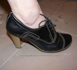 туфли, ботильоны, ботинки  кожа  Olan-S Classic