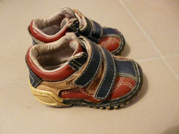 туфли, кроссовки кожа