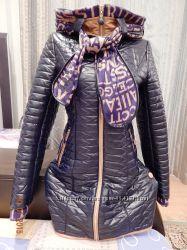 Куртка - утепленная, очень красивая моделька