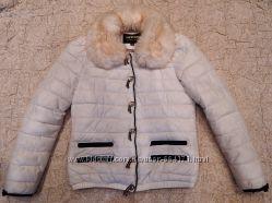 Скидка Куртка Chanel - пуховичек весна-осень, теплая зима