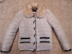 Куртка Chanel - тонкий пуховик