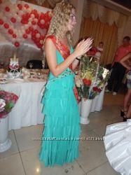 Выпускное, для дружки, вечернее платье