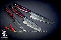Кухонные ножи и наборы производства Японии и Германии