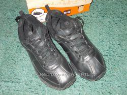 Кроссовки кожаные Merrell Orbiteer 24 см. бу в хорошем состоянии