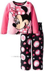 Флисовый комплект, пижама Disney Мини Маус рост 110-116