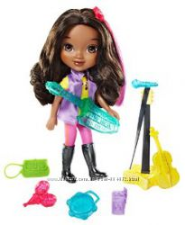 Кукла Fisher-Price Эмма с аксесуарами из мультика Даша и друзья 21 см