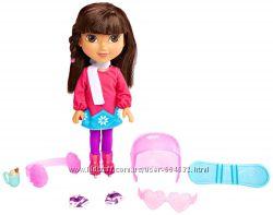 Кукла Fisher-Price Даша с аксесуарами из мультика Даша и друзья