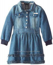 Джинсовое платье Calvin Klein  разм 5 лет