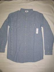 Рубашка Old navy разм 18 Лен 55, хлопок 45