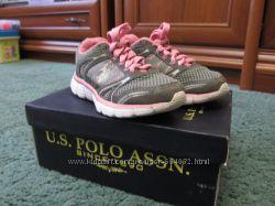 Кроссовки U. S. POLO оригинал размер 11 стелька 16. 5