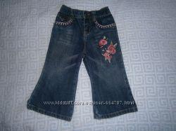 фирменные джинсы GAP 12-18 мес.