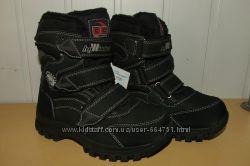 Термо-обувь на мальчика B&G 32-37 р