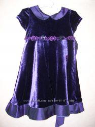 нарядне плаття дівчинці 2-3 роки, ріст -100 см