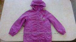 Куртка-вітровка з підстьожкою 5-7 р, 128 см