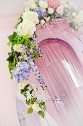 свадебная арочка прокат