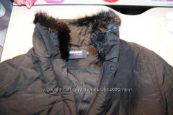 пальто с норкой LAWINE by Savage 46-й