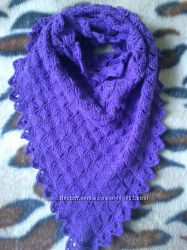 Шапочки, шарфики для деток крючком