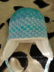 Эксклюзивные вязаные шапочки и комплекты под заказ