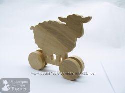 Дерев&acuteяні іграшки для діток