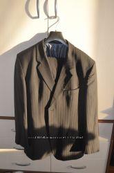 Деловые мужские костюмы 50-52 размера почти даром