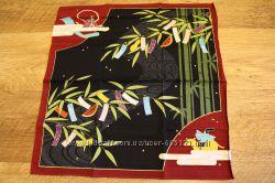 Салфетка из Японии посвященная празднику Танабата. Можно как панно.