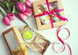 Подарки - наборы косметики ручной работы