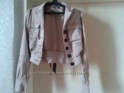 Коротенькая курточка