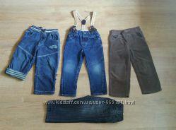 Наші фірмові джинси, вельвети, на всі сезони. 2-3 роки