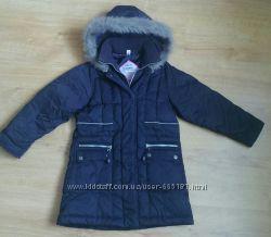 Зимова курточка NEXT  ріст 128, 7-8 років