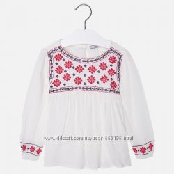 Продам блузку mayoral 122