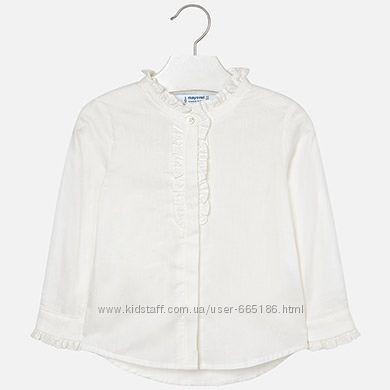 Очень красивая рубашка mayoral 134