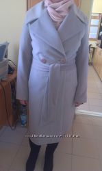 Продам новое пальто из шерсти