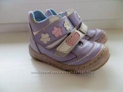 Кожаные очень удобные ботиночки Tofino